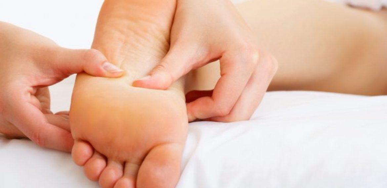 Foot massage: how to re-establish energy equilibrium